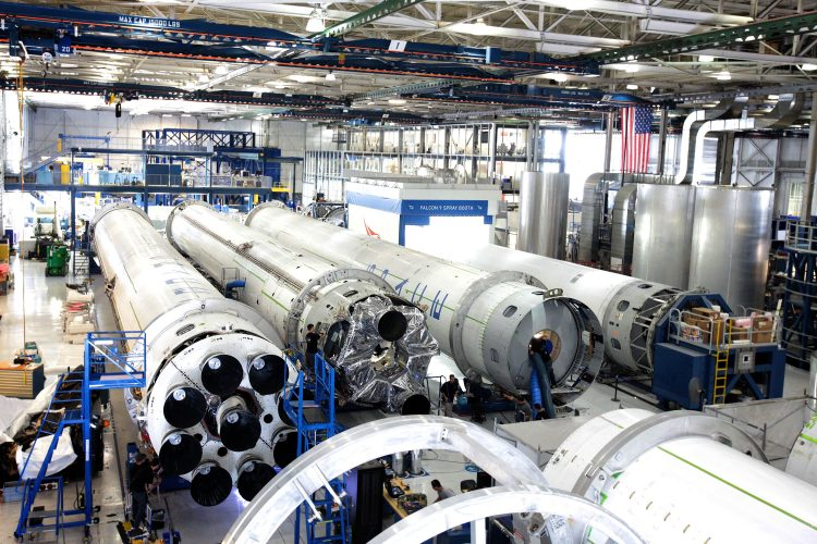 indústria máquinas